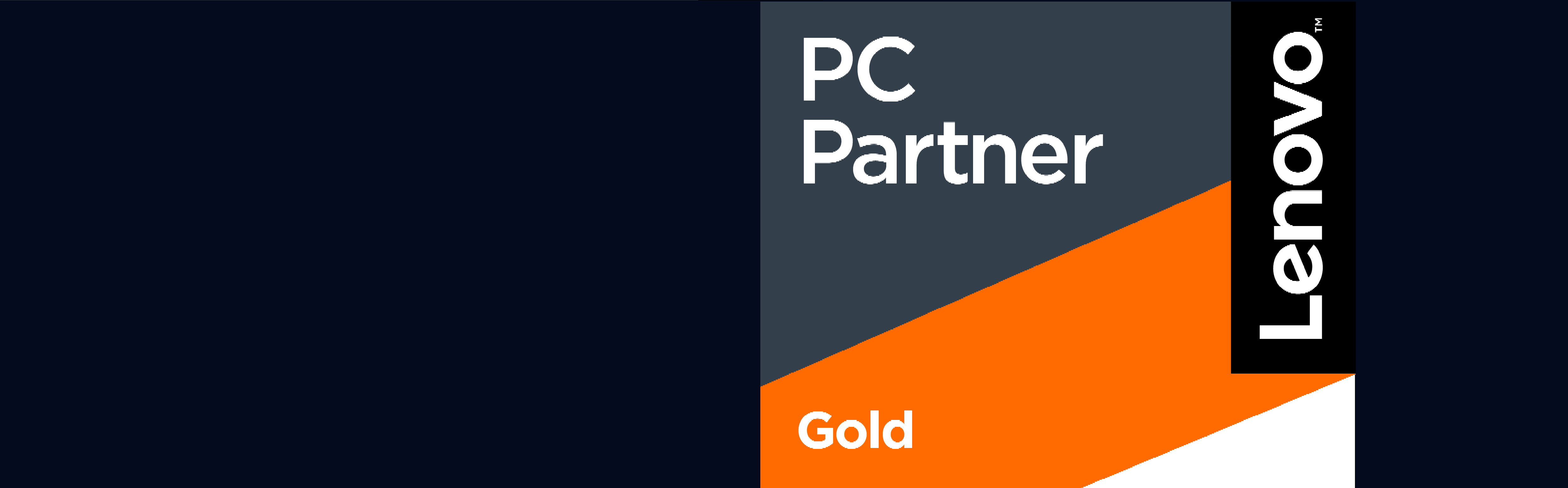 Lenovo PC Gold partner